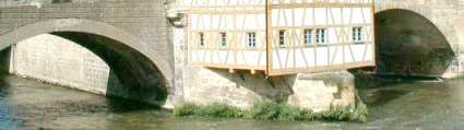 The House in the rising water - no ascending and rising dampness!