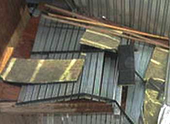 nagelbinderdach leimverbindung leimbinder einst rze 1990 ff schneelast. Black Bedroom Furniture Sets. Home Design Ideas